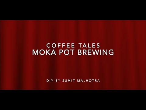 Moka Pot Brewing Guide Do it Yourself