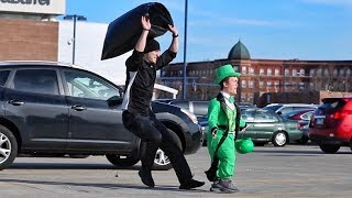 Kidnapping Leprechauns on St. Patty's Day   Ross Smith
