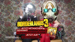 "Werbetrenner ""Move"" Borderlands 1 (Sonderwerbeform)"