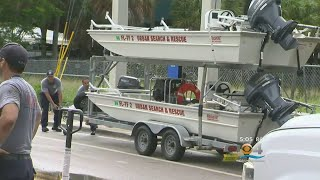 South Florida's Swift Water Rescue Team Ready To Help Texas thumbnail