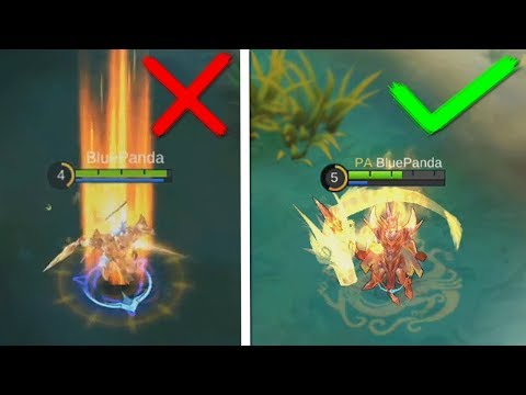 Dragon Knight Zilong NEW Skill Effects vs OLD Yun Zhao skin! Mobile Legends!