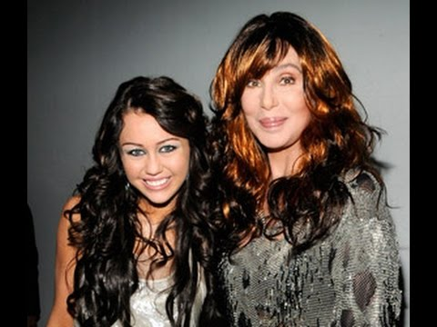 I hope you find it  Cher & Miley Cyrus