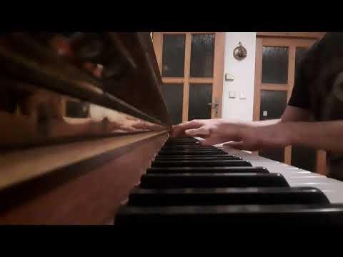 Где же ты, любовь - Алла Пугачёва - piano cover