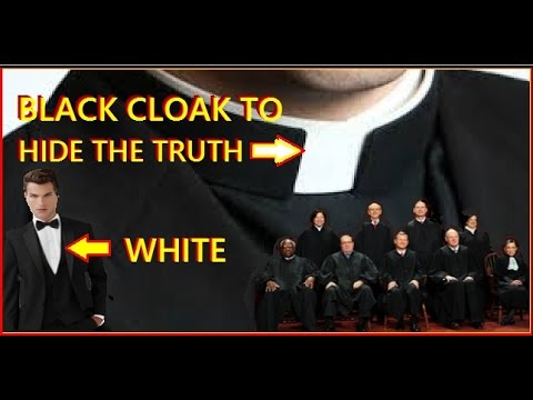 BLACK ROBES  - Now BLACK SUITS - The EVIL RULING PRIESTHOOD