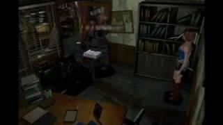 Resident Evil 3: Handgun/Knives Challenge - File 1