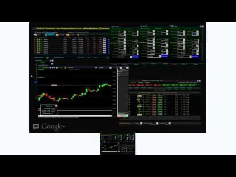 Forex traders using airsoft platforms