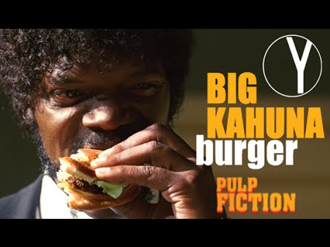 Big Kahuna Burger - Pulp Fiction - YOCOMO Recetas de Cine - YouTube