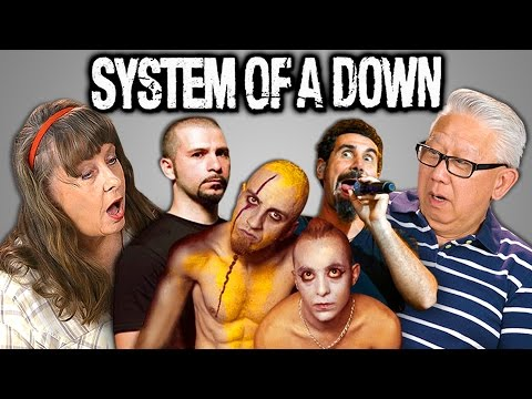 Thumbnail: ELDERS REACT TO SYSTEM OF A DOWN