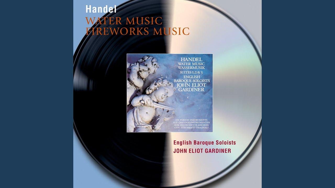 Handel: Water Music Suite No.1 in F, HWV 348 - 5. Air - YouTube