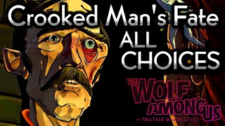 The Wolf Among Us - Crooked Man