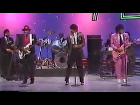 The Time - 777-9311 (LIVE American Bandstand) - YouTube