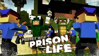 Minecraft Prison Life - LITTLE LIZARD GETS ARRESTED?! #1