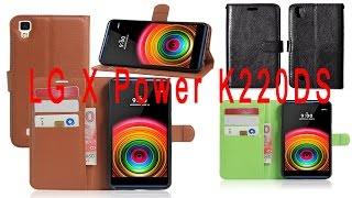 видео Чехлы для LG X Power