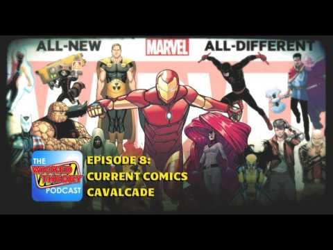 Current Comics Cavalcade