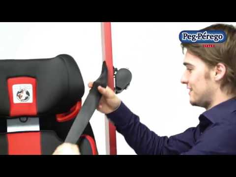 Flexible Car Seat Booster - Viaggio Flex 120