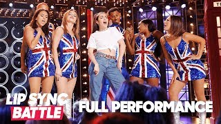 """charli xcx charms us all with """"cest la vie"""" by bwitched lip sync battle"""