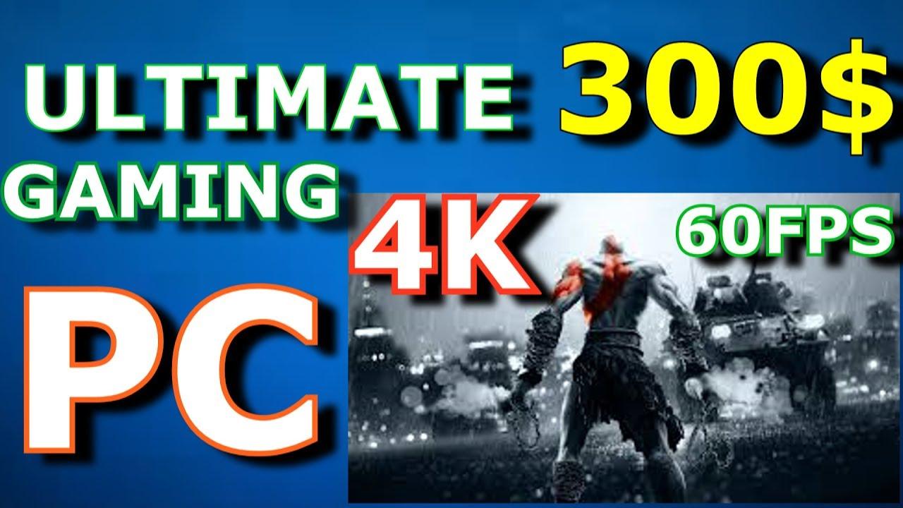 gaming pc 300€