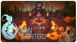 MOON HUNTERS Gameplay ★ Falcon 1 Shot ★ Let