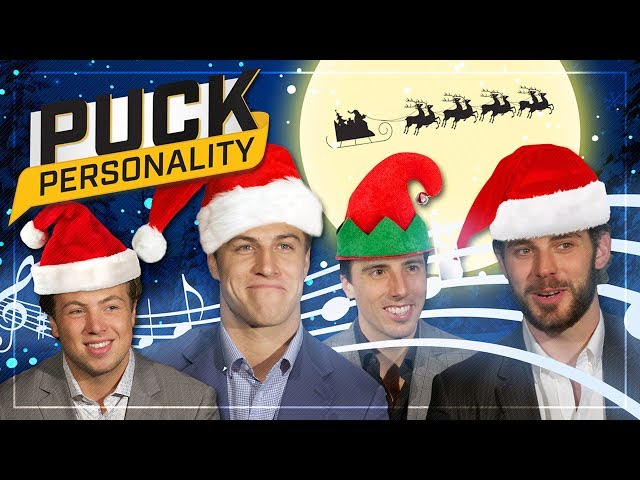 NHL stars reveal their favorite Christmas songs