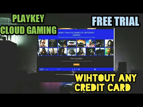 PLAYKEY CLOUD GAMING]FREE TRIAL WITHOUT ANY CREDIT CARD [PROOF BY