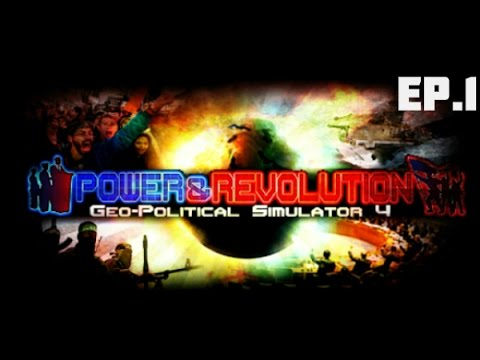 Geopolitical Simulator 4 FR (Power & Révolution) RUSSIE S01 EP.1: La Russie !