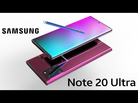 SAMSUNG GALAXY NOTE 20 INTRODUCTION!