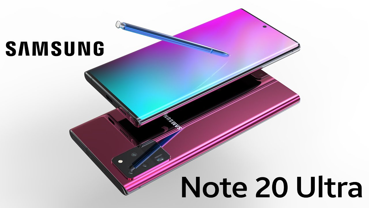 SAMSUNG GALAXY NOTE 20 INTRODUCTION! - YouTube