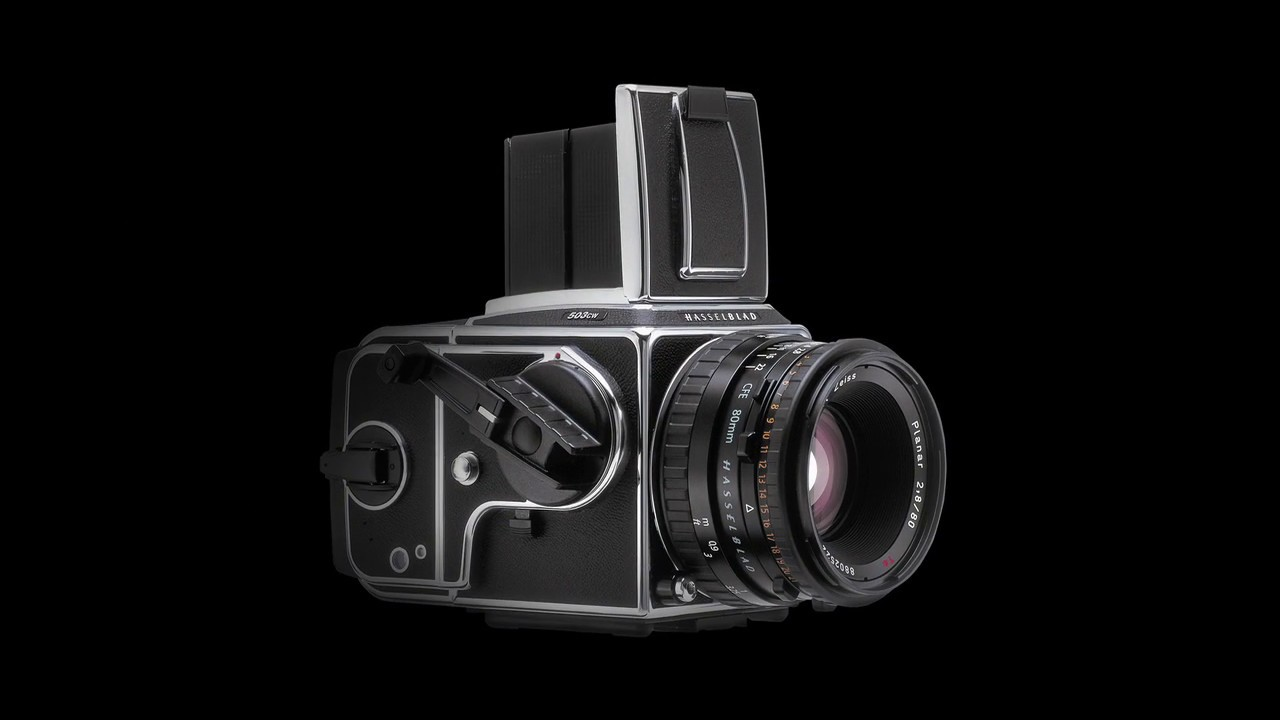 This is Hasselblad 503CW
