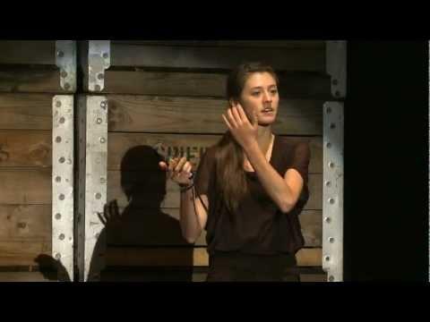 TEDxStellenbosch - Marika Shioiri-Clark - Empathic Architecture
