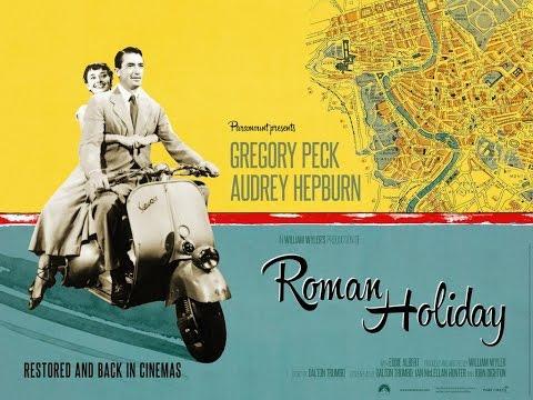 Audrey Hepburn & Gregory Peck ( Tribute )