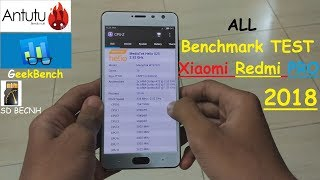 xiaomi Redmi PRO Benchmarks AnTuTu,Geekbench,AI Sd Bench MediaTek Helio X25 MT6797T 2018 Review NEW