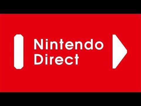 Nintendo Direct Stream