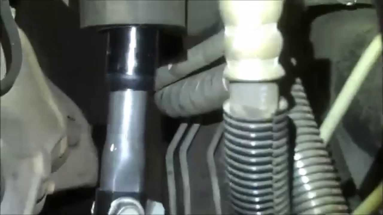 Sector shaft replacement steering wheel clunk fix chevrolet silverado 2500 hd 2003 youtube
