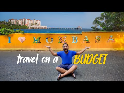 How To Travel Mombasa, Kenya On A Budget - Epic Street Food Venture