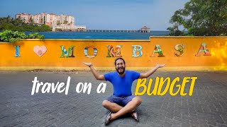 How To Travel Mombasa On A Budget  Epic Street Food Venture