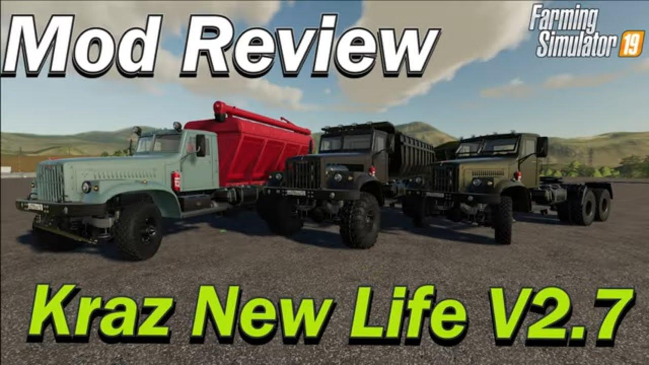 Mod Review - Kraz New Life V2 7