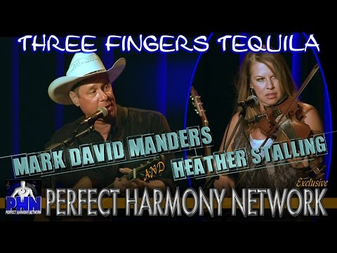 """MARK DAVID MANDERS """"THREE FINGERS TEQUILA"""" @ THE KESSLER (DALLAS) WITH HEATHER STALLING [PHN]"""