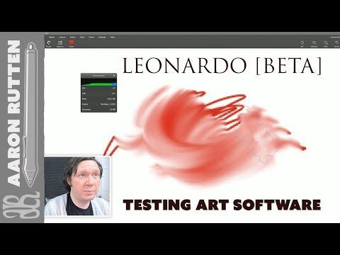 testing-leonardo-beta-digital-art-software