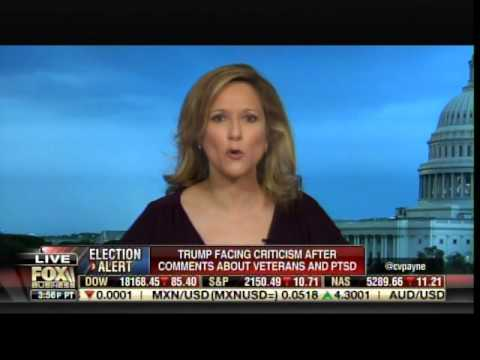 Jessie Jane Duff Goes Off on Liberal Democrat Media for Smearing Trump and Vets