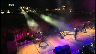 billy talent - saint veronika (live  @ Area4 2010)