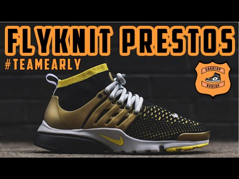 be477d7a2964f Nike Air Presto Flyknit Ultra + TEAMEARLY - GOODCOP BADCOP - YouTube