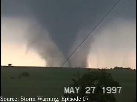 "Jarrell Tornado Home Video Mux (""Dead Man Walking"" Home ..."