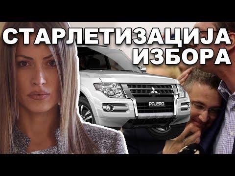 EКSКLUZIVNO Džipovi u zasedi, Dijana u trenerci: Vučićeva opsada Lučana (RasPravda) SZS