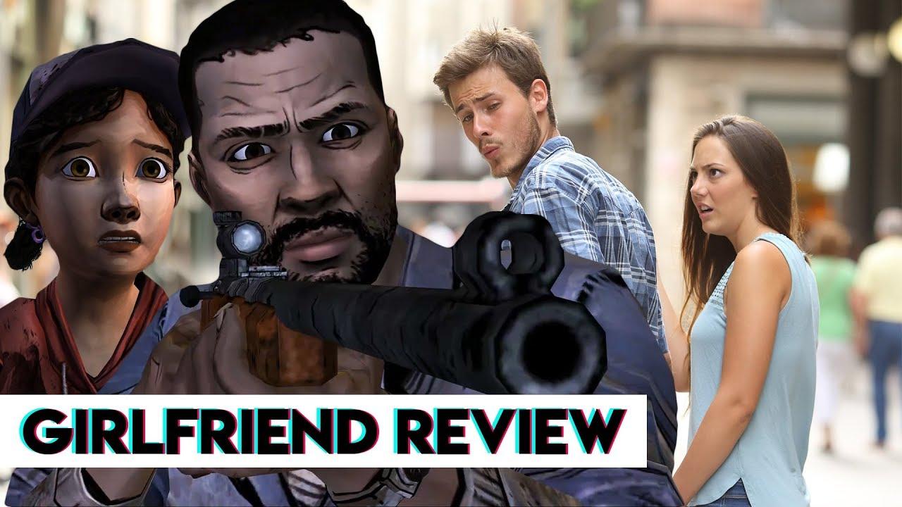 Should Your Boyfriend Play The Walking Dead?