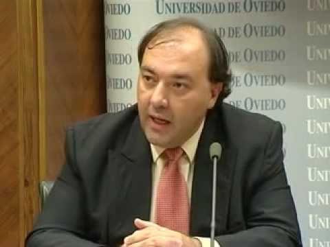 Firma convenio AINER - Universidad Oviedo