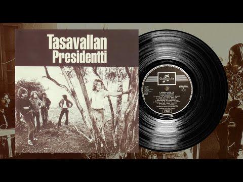 TASAVALLAN PRESIDENTTI - TASAVALLAN PRESIDENTTI II (1971) | FULL ALBUM