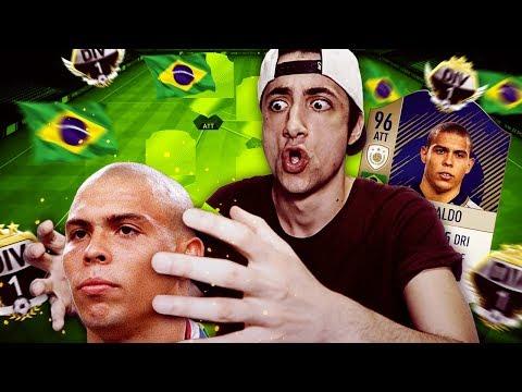 ARRIVA RONALDO E RISOLVE TUTTO !!! (FIFA 18)
