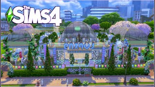 Download The Sims 4 Speed Build Spice Cinema Community Lot
