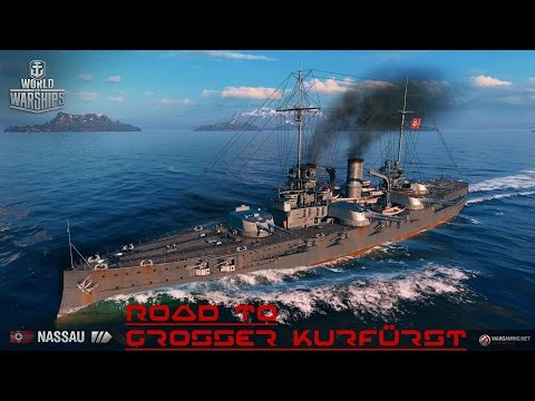 Road to Grosser Kurfürst|Nassau!!! Low tier action|HD|#1
