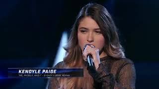 "Kendyle Paige Performs ""Me, Myself & I""   Season 1 Ep. 4   THE FOUR"